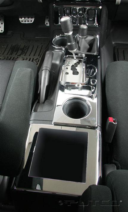Fj Cruiser Parts Accessories Putco Toyota Fj Cruiser Interior Chrome Trim Kit 34 Pieces