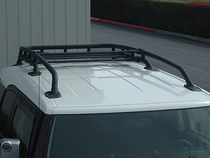 Fj Cruiser Parts Accessories Fjcpw Toyota Oem Style Roof Rack