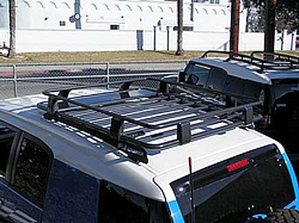 Fj Cruiser Parts Accessories Arb Fj Roof Rack Half Rack